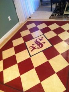 Floorcloth 1